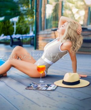 Claudiane escorts