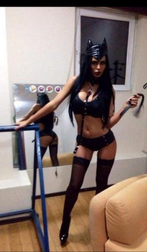 Collette incall escorts in Franklin