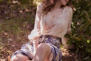 Emilye independent escort in Laplace